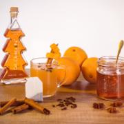 Der etwas andere Gin! Winterliche Gewürze kombiniert mit dem Zauber Indiens