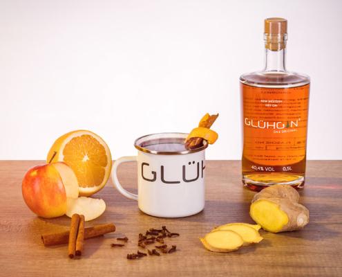 Der Winter-Gin für einen tollen Abend mit Freunden zu Hause oder auf dem Weihnachtsmarkt!