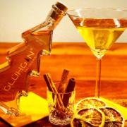 Gluehgin Martini - ein besonderes Rezept zum aufwärmen im Winter